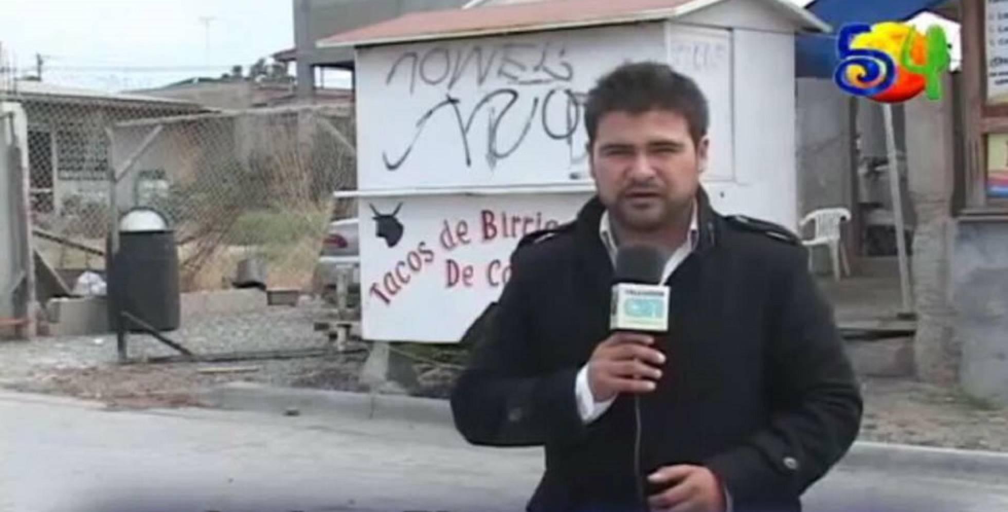 Asesinado el octavo periodista mexicano en lo que va de año
