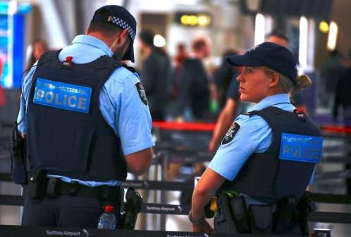 La policía australiana aborta un plan para atentar contra un avión