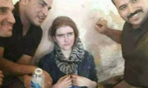 La alemana de 16 años detenida en Irak, arrepentida de unirse a Estado Islámico