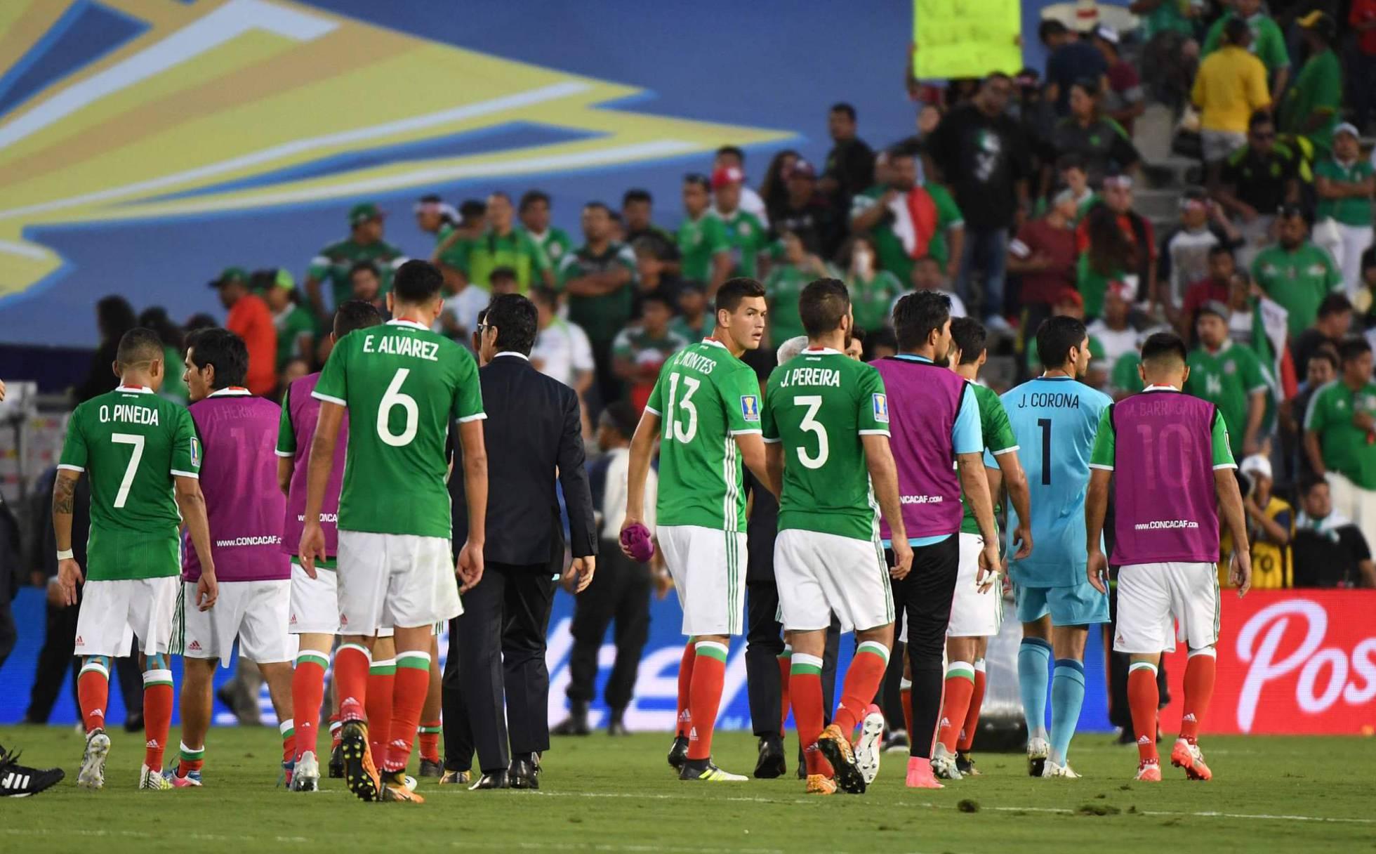 El fútbol podrido de México
