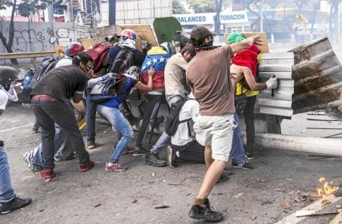 opositores maduro venezuela