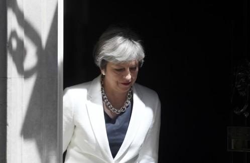May, dispuesta a ofrecer la libre circulación durante dos años tras el «brexit»