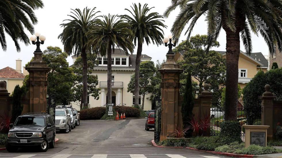 Una pareja compra una de las calles más lujosas de San Francisco por 90.000 dólares