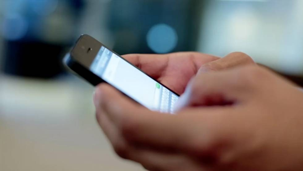 Un sistema reduce a la mitad la velocidad de carga de webs desde el móvil