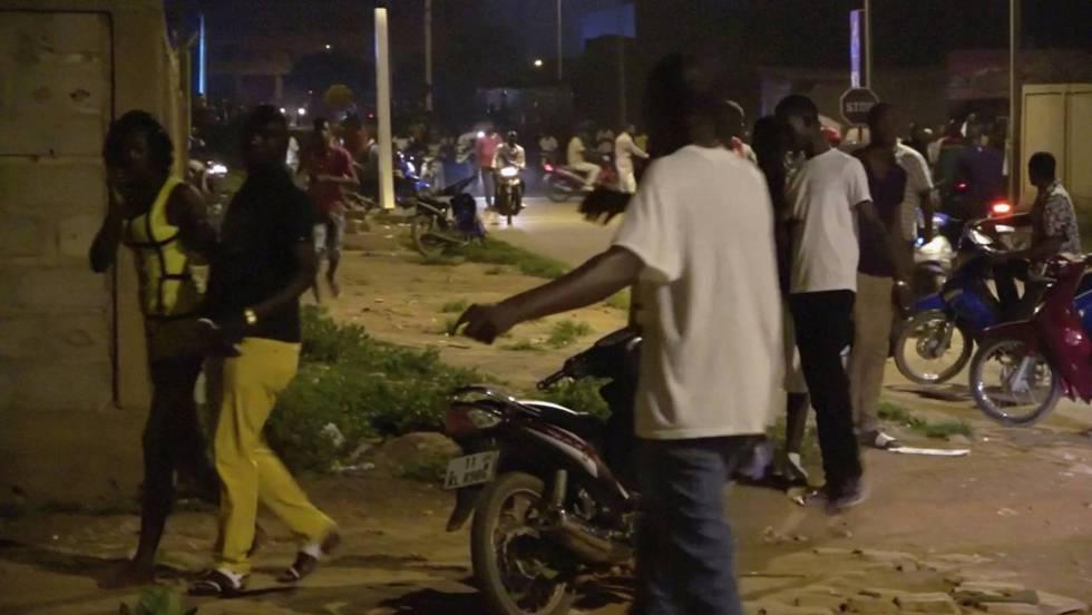 Un ataque terrorista contra un restaurante en Burkina Faso deja al menos 18 muertos