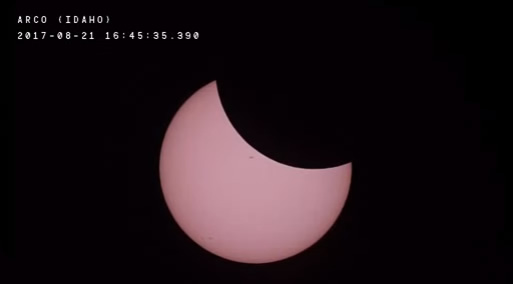 1 eclipse solar
