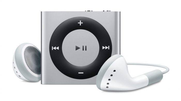 Apple le dice adiós al iPod Nano y iPod Shuffle