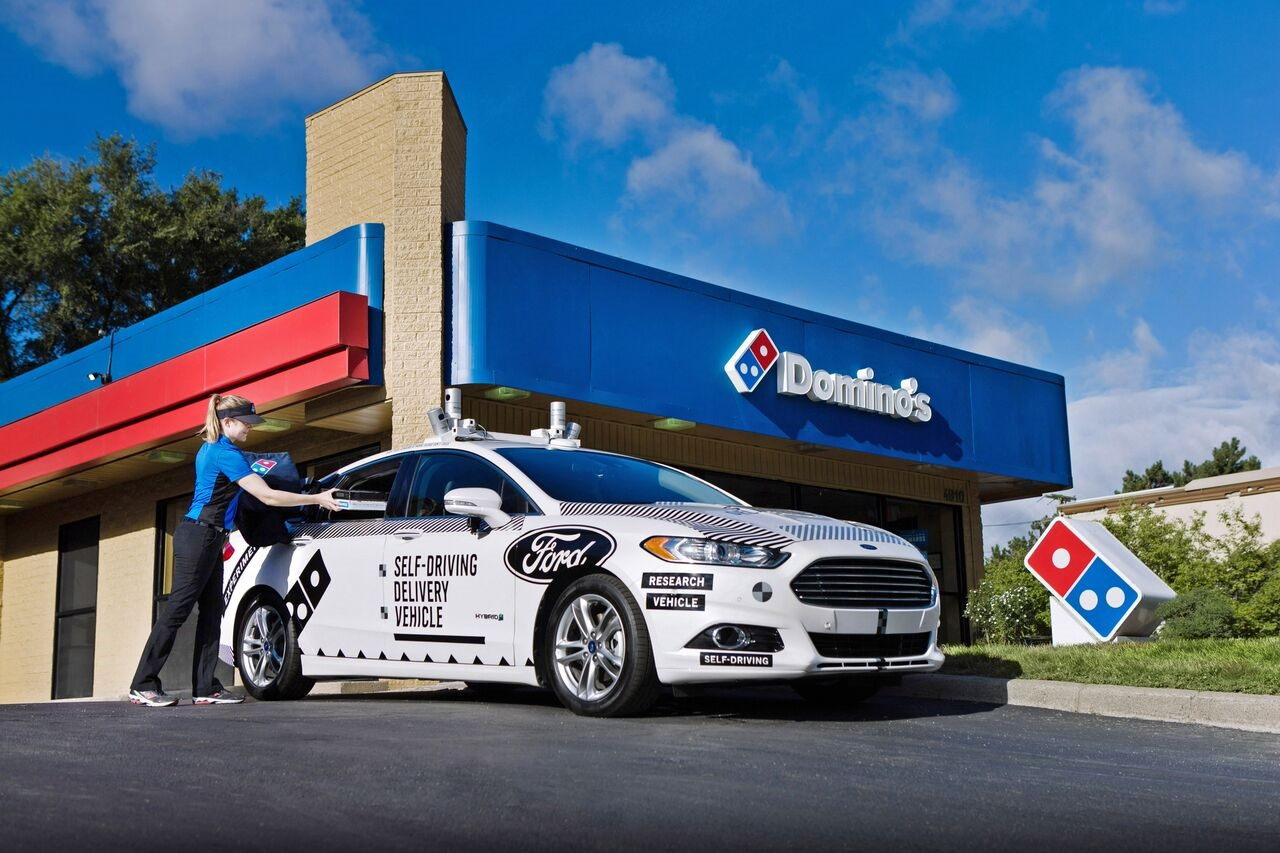 Dominos Ford Research