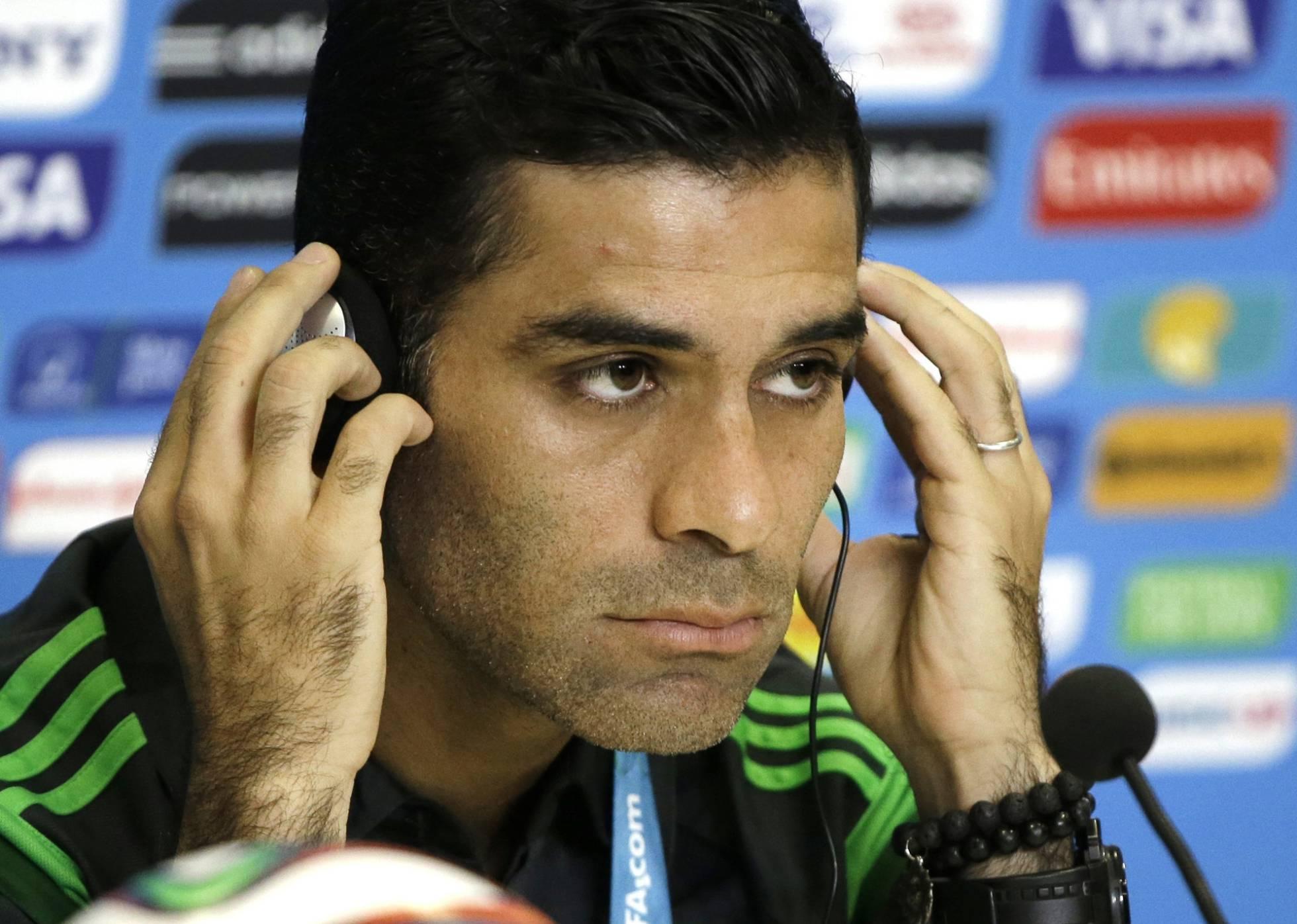 Estados Unidos sanciona al futbolista mexicano Rafael Márquez por vínculos con el narcotráfico