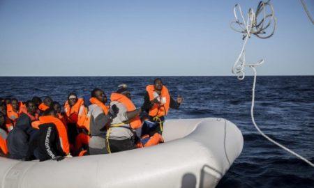 Rescate en el Mediterraneo