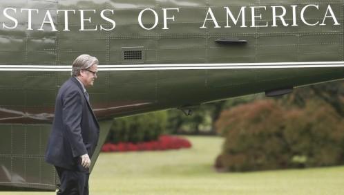 Trump prescinde del hombre que le llevó a la Casa Blanca