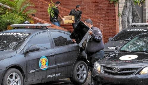 La ex fiscal Ortega y su marido pasan a la clandestinidad