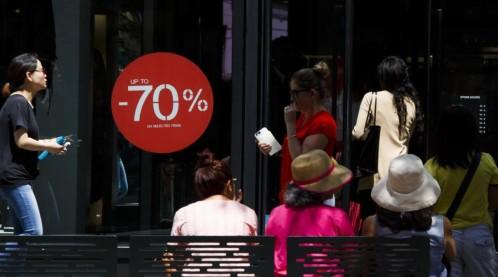 El desempleo en EE UU baja en julio y vuelve a mínimos en 16 años