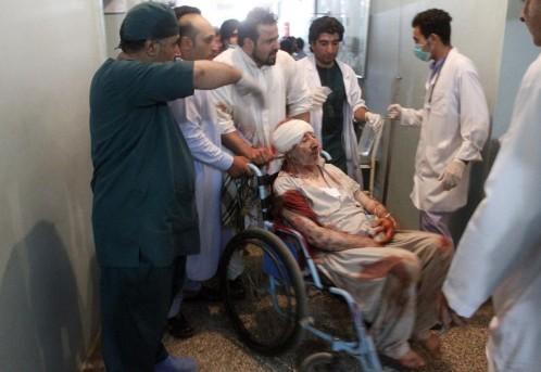 Un ataque suicida contra una mezquita chií deja 29 muertos en Afganistán