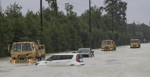 Harvey será el desastre natural más costoso de la historia de EEUU