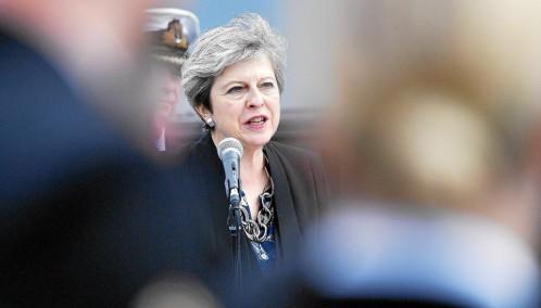 May mantendrá la libre circulación tras el Brexit