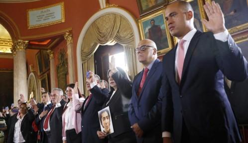 miembros asamblea constituyente venezuela