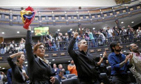 miembros del parlamento venezuela