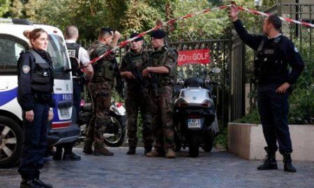 policias y soldados francia