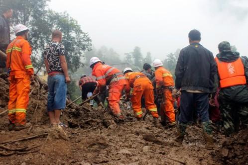Un terremoto de 6,5 grados sacude el suroeste de China