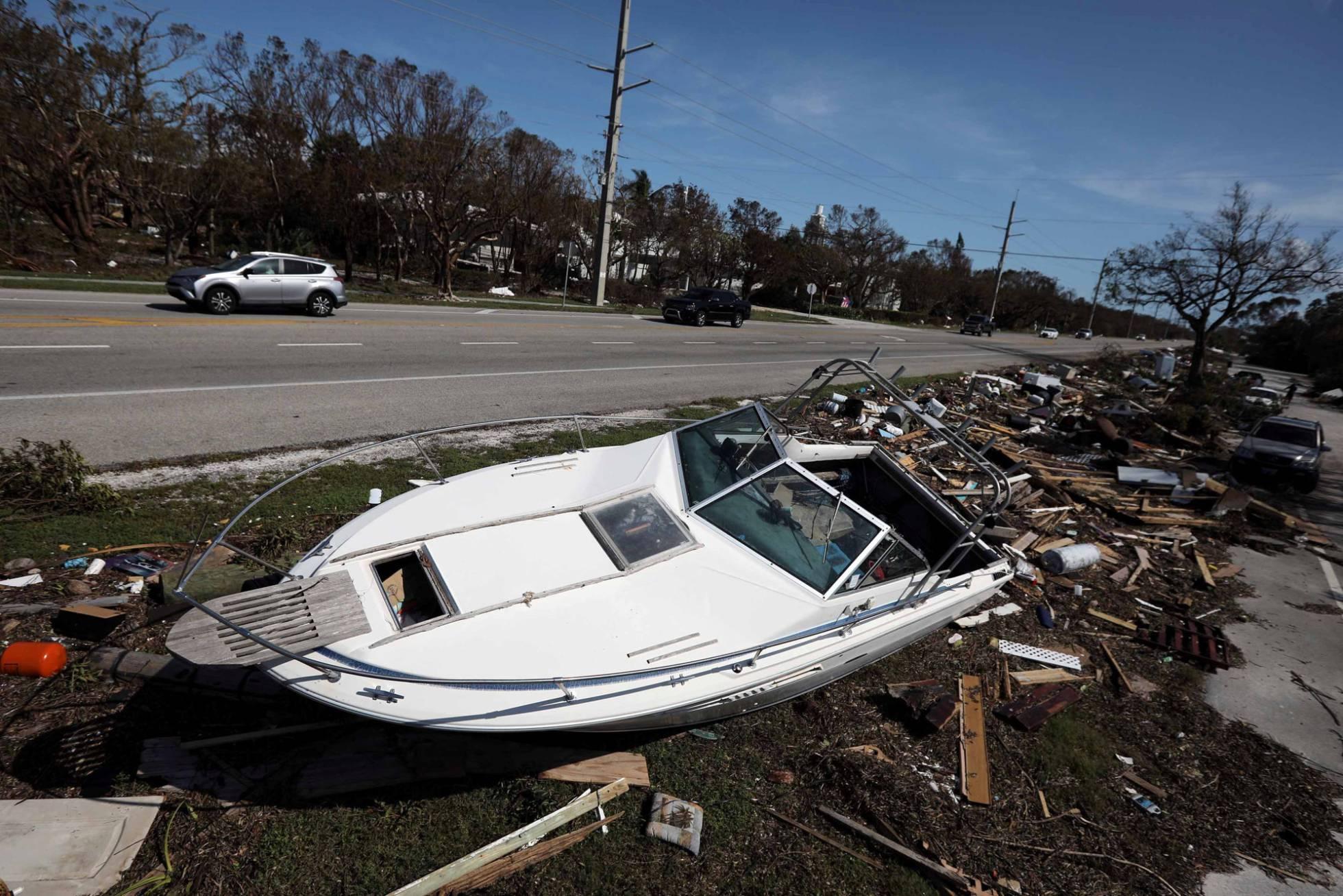 Florida afronta una larga y costosa reconstrucción tras el paso del huracán Irma