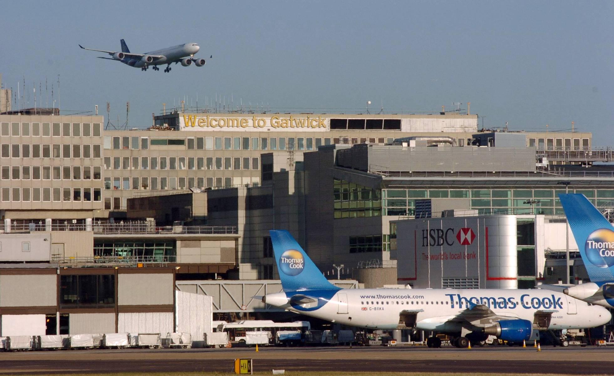 Un fallo informático causa colas en grandes aeropuertos