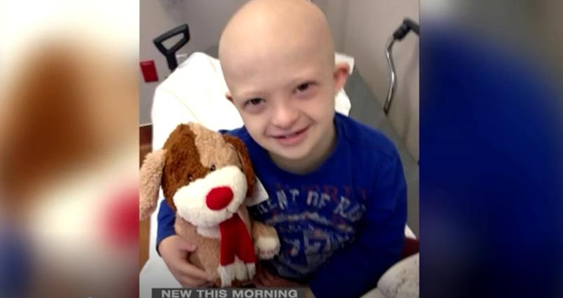 Adolescente supera el cáncer, tras el trasplante de médula ósea de un donante, que le salvó la vida