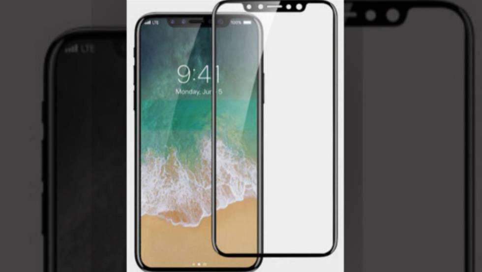 iPhone X: así será el nuevo 'smartphone' que presentará Apple el próximo martes