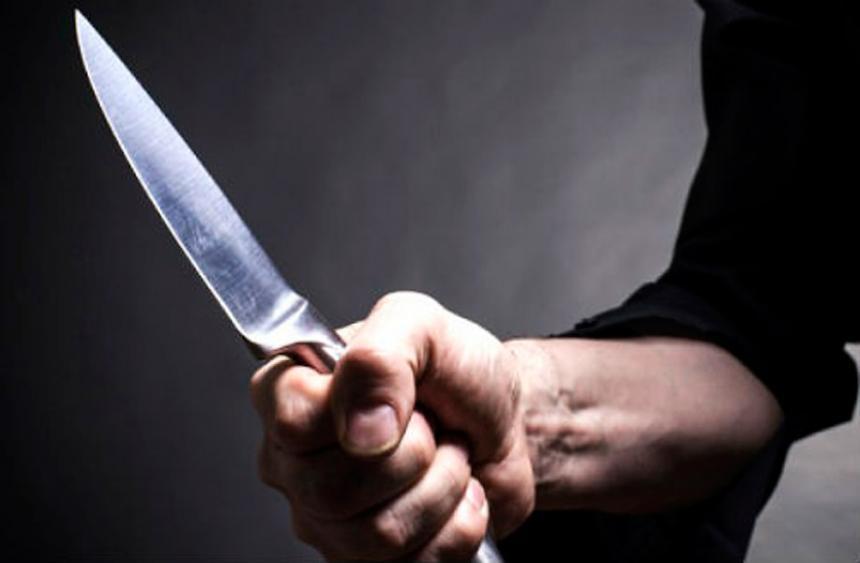 Persona resulta apuñalada durante intento de robo