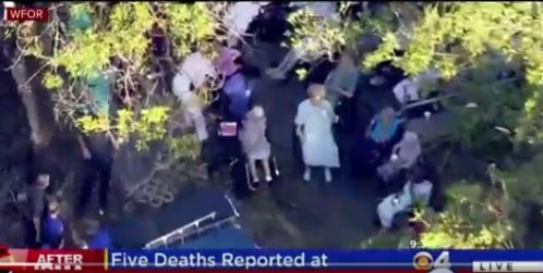 Cinco ancianos mueren en un asilo de Hollywood sin luz tras el paso de Irma