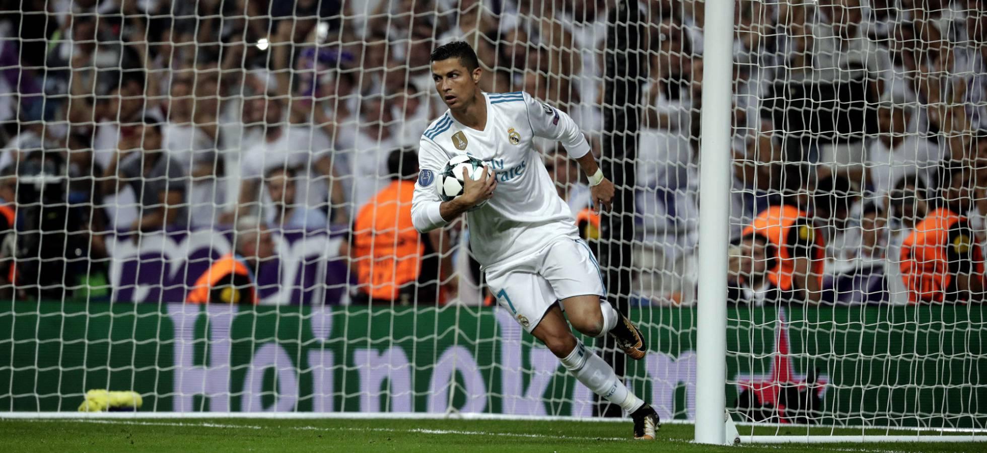 Al Madrid le basta con Cristiano ante el APOEL