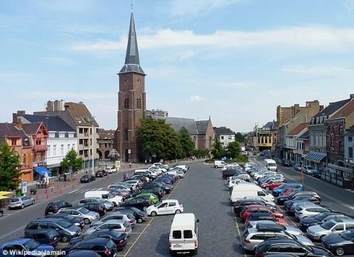 La ciudad de Mouscron