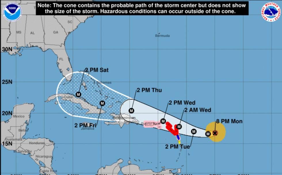 Irma tiene potencial para devastar Florida