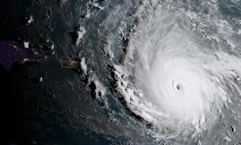 El huracán Irma provoca daños muy graves en las Antillas Menores