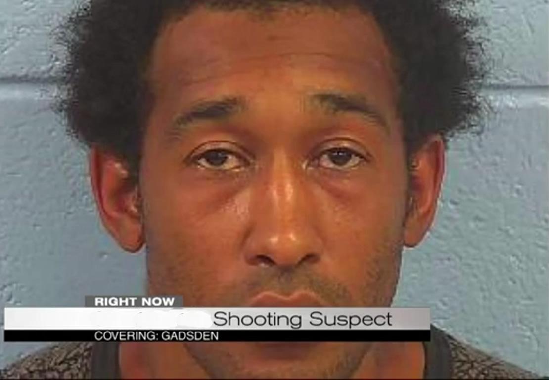 La policía de Gadsden capturó al sospechoso del tiroteo fatal en un motel