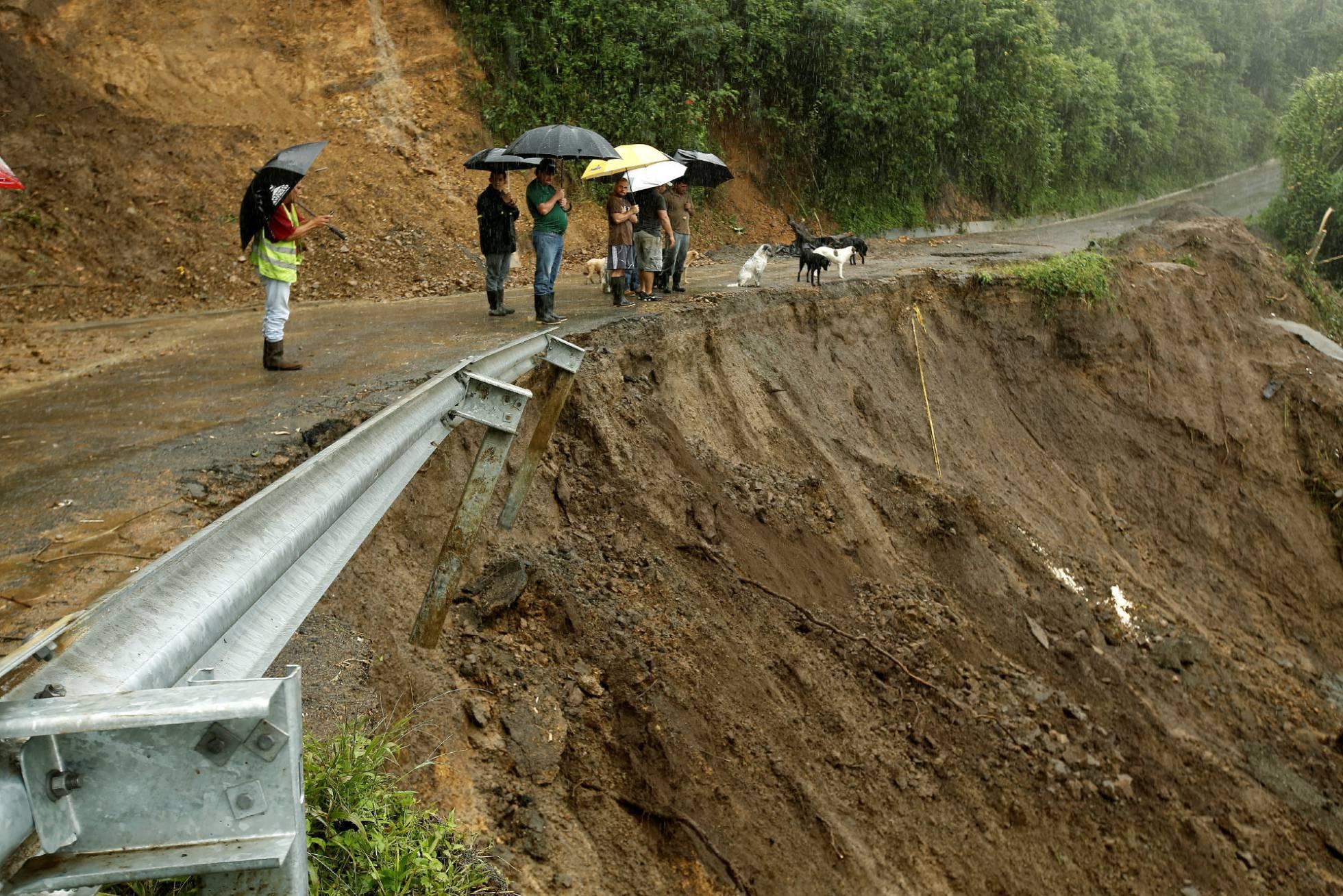 La tormenta tropical Nate deja al menos seis muertos en Costa Rica