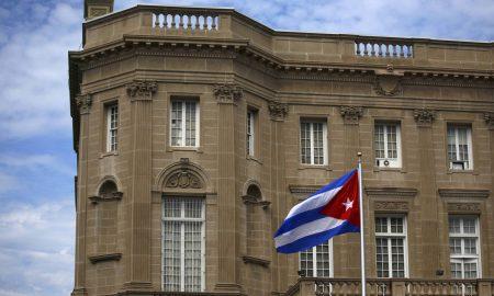 1 fachada embajada cuba en washington