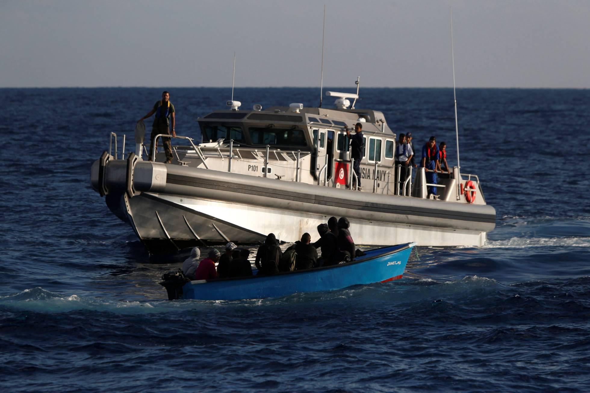 1 migrantes rescatados