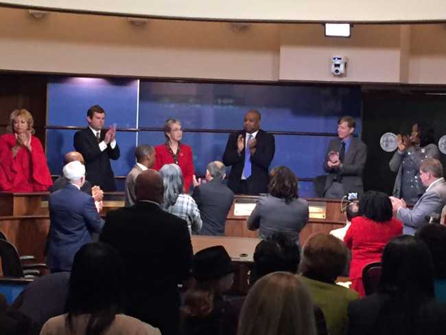 1 valerie abbott sworn in