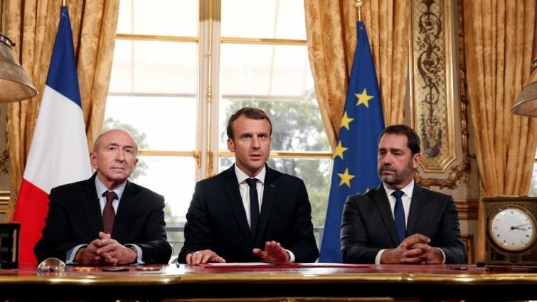 Francia sustituye el estado de emergencia por una nueva ley antiterrorista