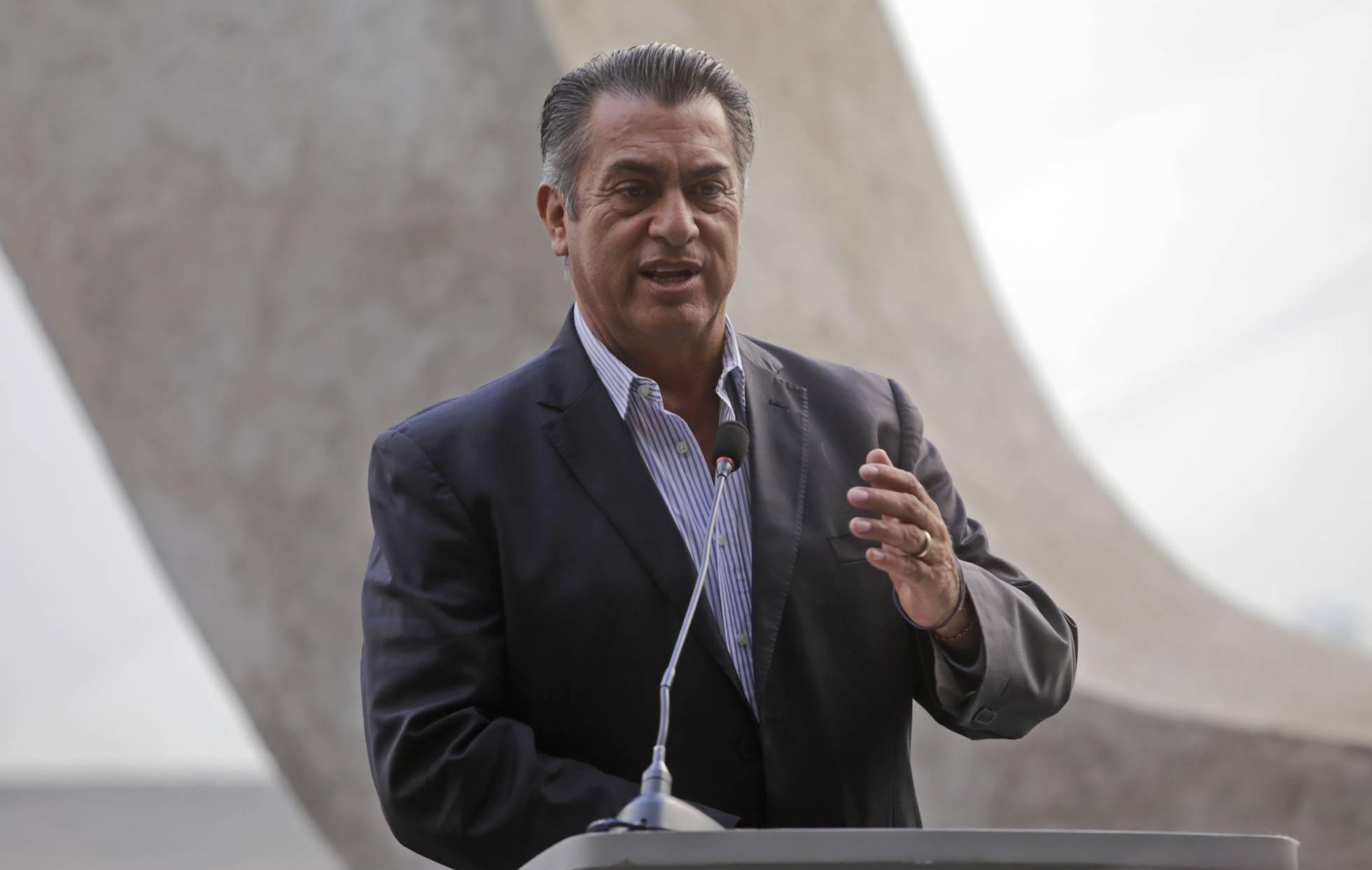 El Bronco buscará la presidencia de México en 2018