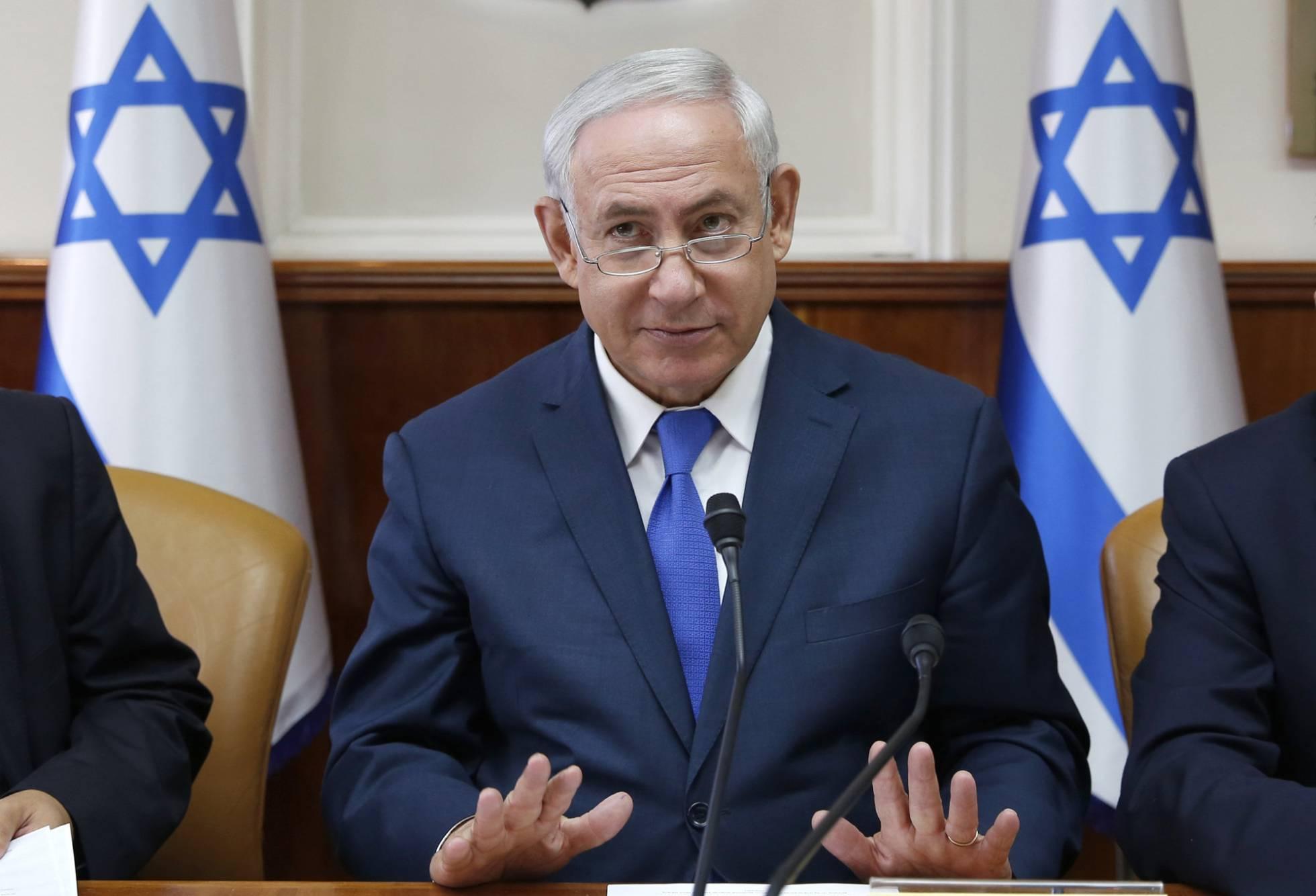 Israel advierte de que no negociará con los palestinos si Hamás no se desarma