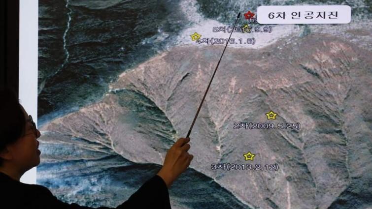 Al menos 200 personas podrían haber muerto en Corea del Norte tras la última prueba nuclear