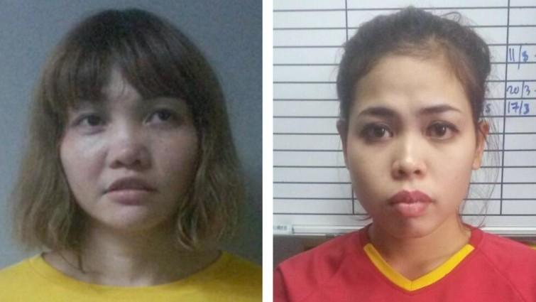 Las acusadas por el asesinato de Kim Jong-nam, ¿mercenarias o títeres norcoreanas?