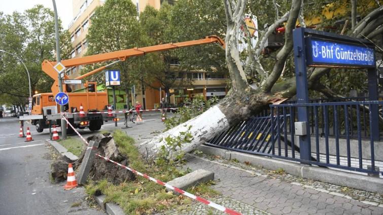El temporal en Alemania deja al menos siete muertos
