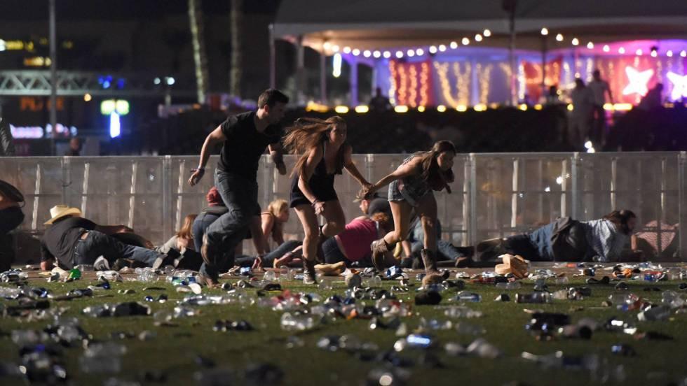 Hallado un gran arsenal en casa del tirador de Las Vegas que ha matado a 59 personas