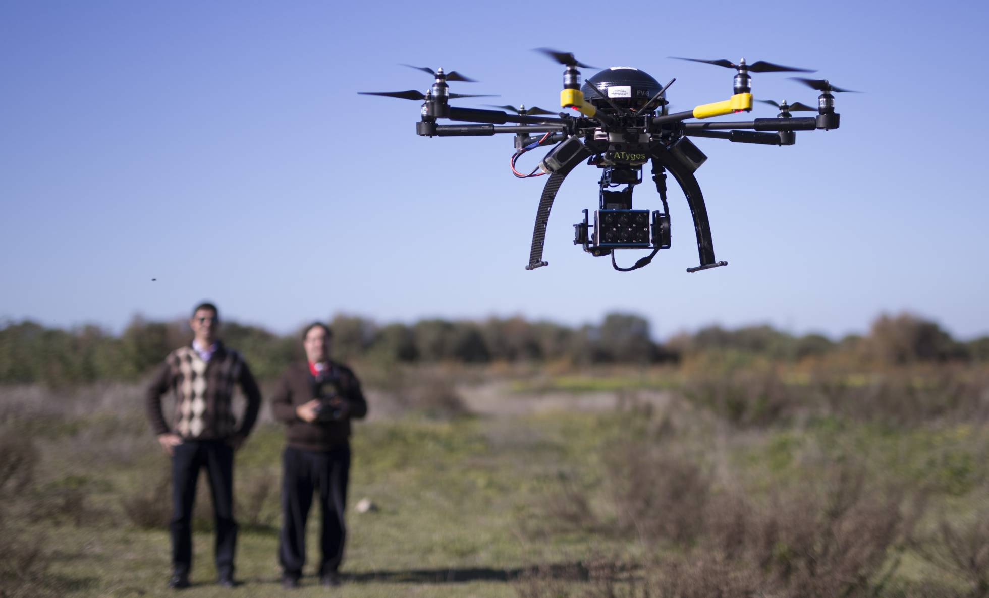 Un dron explosivo, el último artefacto del crimen organizado en México