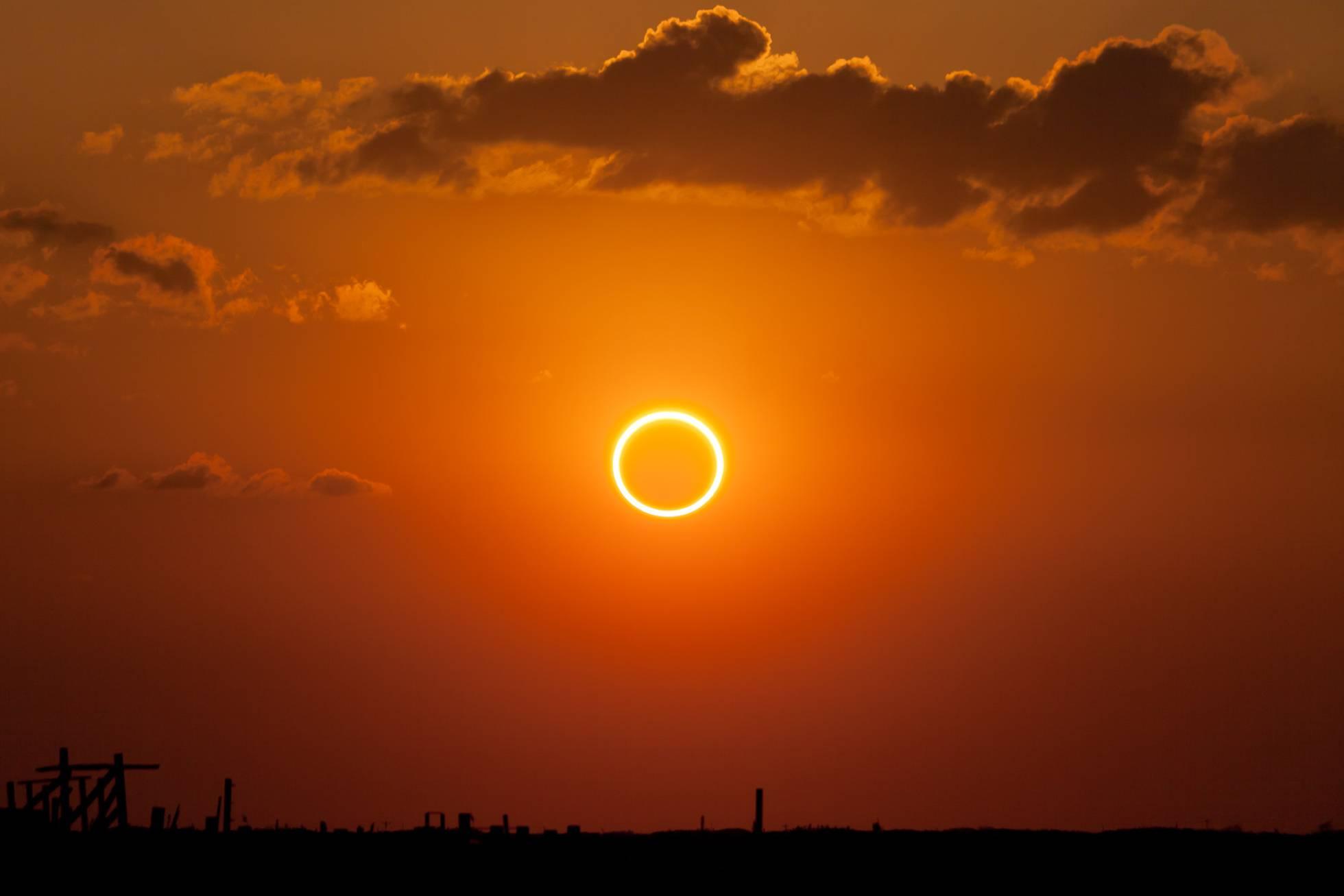 Un pasaje de la Biblia recoge el registro más antiguo de un eclipse solar