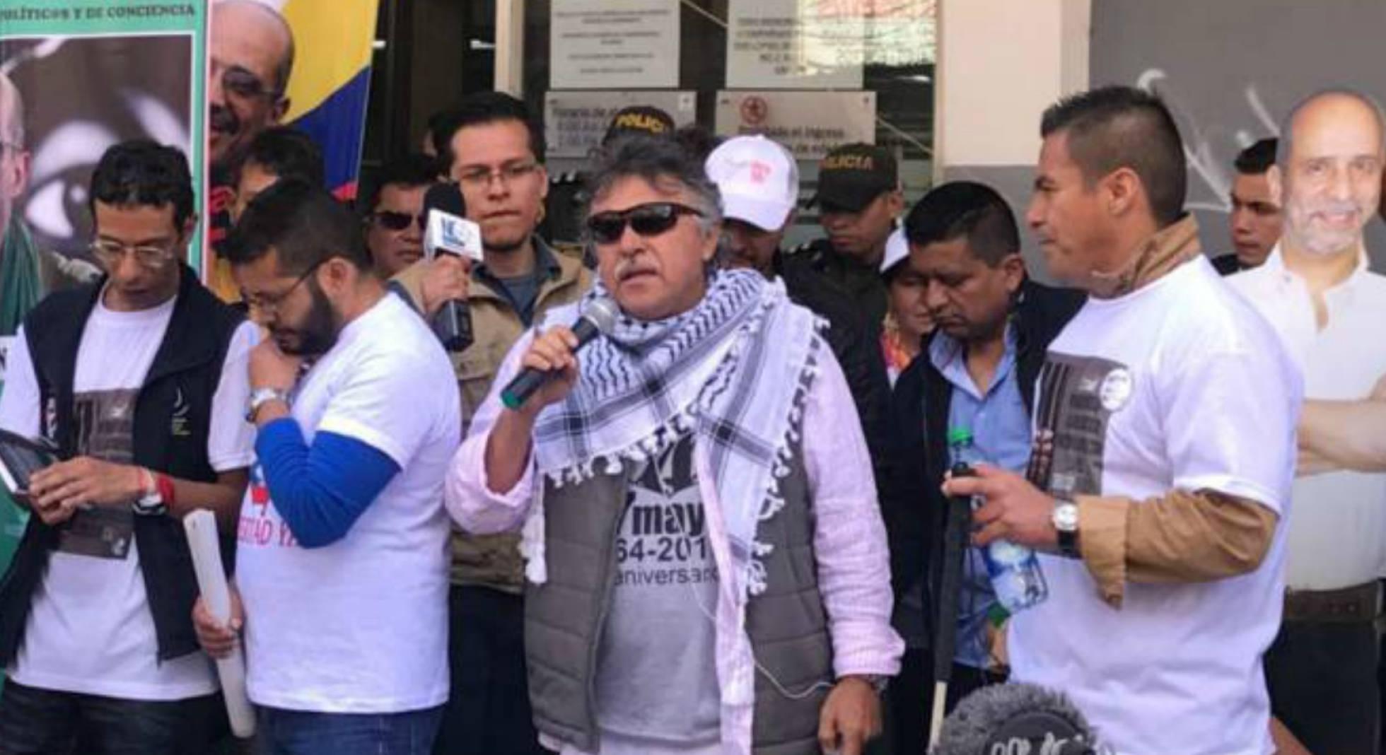 El veto a los exguerrilleros de las FARC en el Congreso de Colombia