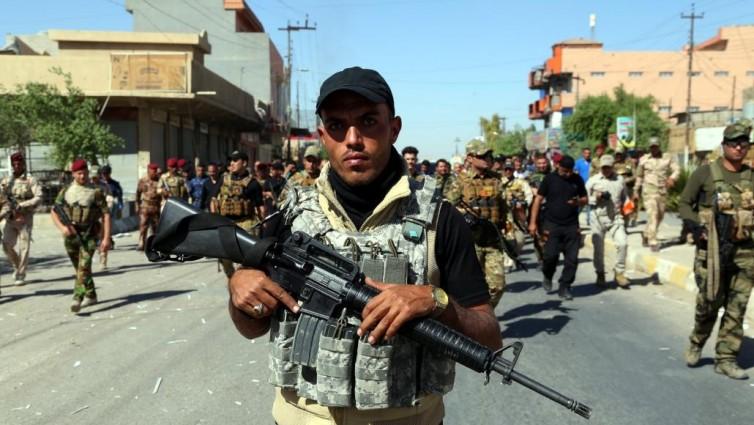 Bagdad concluye su operación relámpago en zonas disputadas con el Kurdistán